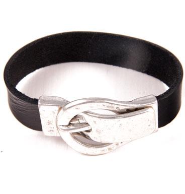 Bracelet buckle & leather