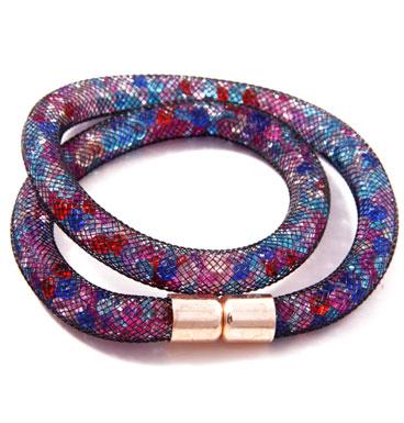 Bracelet Double Crystal Stocking