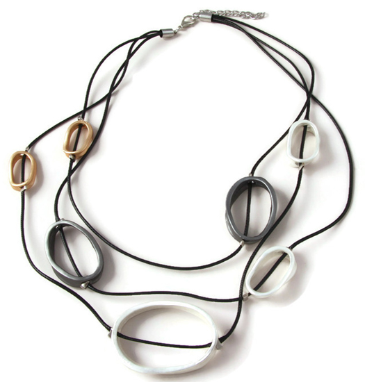 Necklace Organica