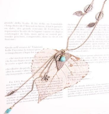 Necklace Palmes